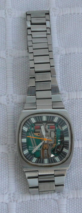 Bulova - Accutron Spaceview - Miehet - 1960-1969