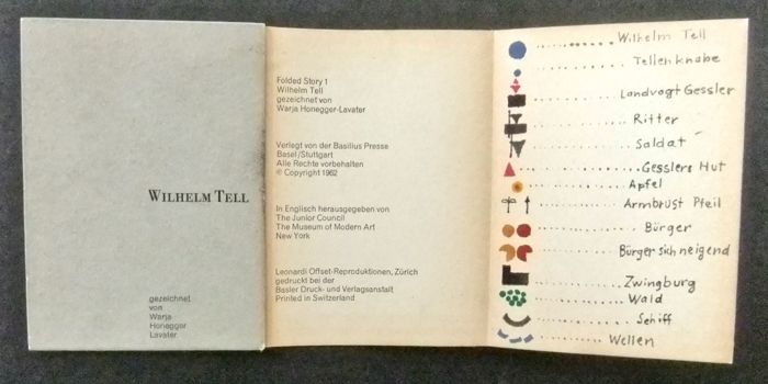 Artists' books - Lot with 5 books - 1962/1992