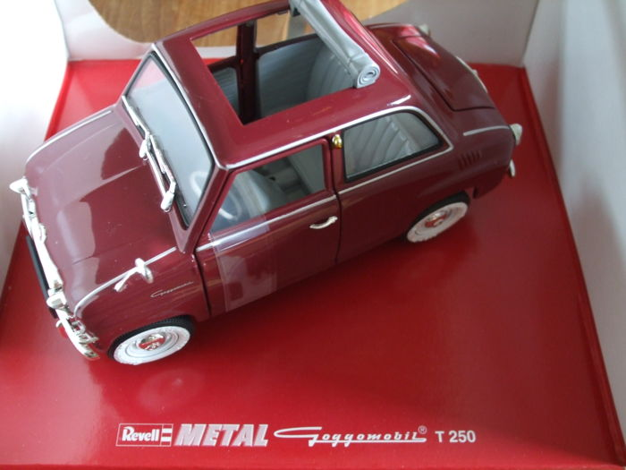 Revell - 1:18 - Goggomobil T 250 Model Cars Model Cars for sale