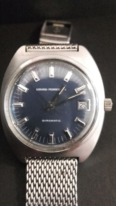 Girard-Perregaux - Gyromatic  - Men - 1970-1979