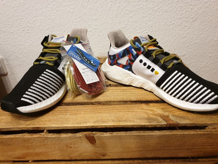 the latest 5ada8 7d726 Adidas - EQT SUPPORT 93BLN Sneakers