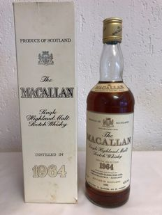 Macallan 1964 18 years old Original bottling - Special Selection 1964 - b. 1982 - 75cl
