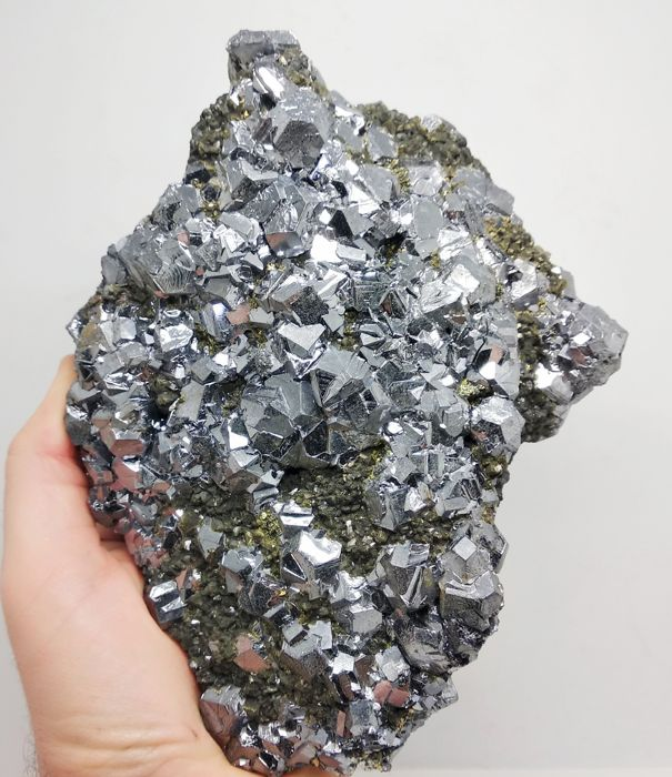 Galena Mineral Collection - 19×15×5 cm - 2.2 kg