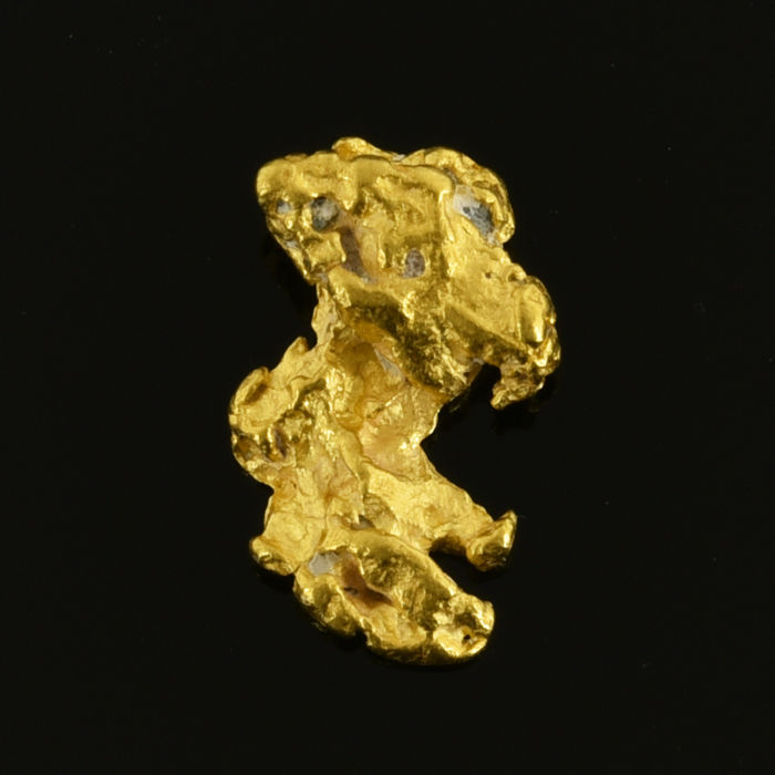 Gold Nuggets - 13.3×8×4.6 mm - 1.786 g