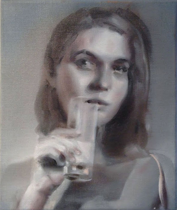 Erwin van Krey - Girl with milk