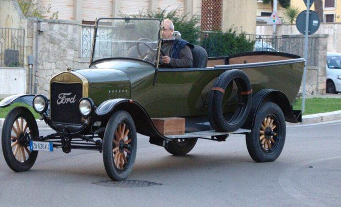 Ford - Model TT Normande - 1924 - Catawiki
