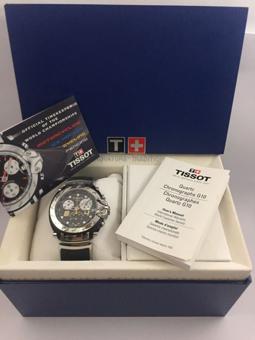 Tissot - MotoGP World Championships - T011417 AM07 - Heren - 2000-2010