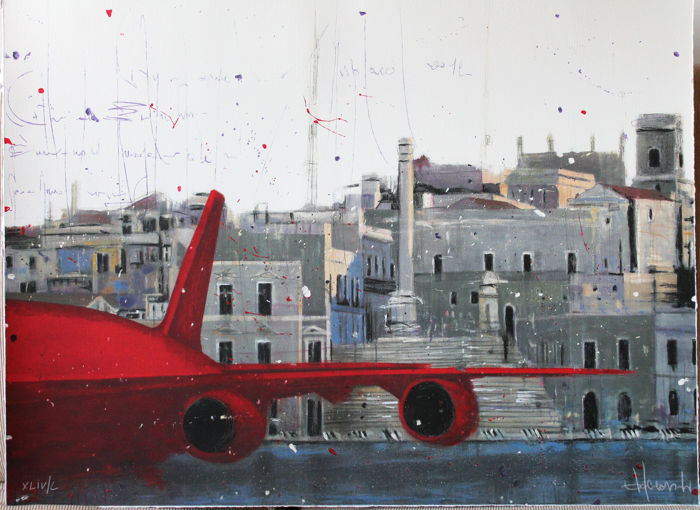 Angelo Accardi - Sky Red