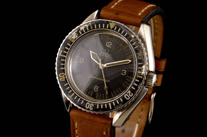 Omega - Seamaster 300 Automatic For Diving - Heren - 1960-1969