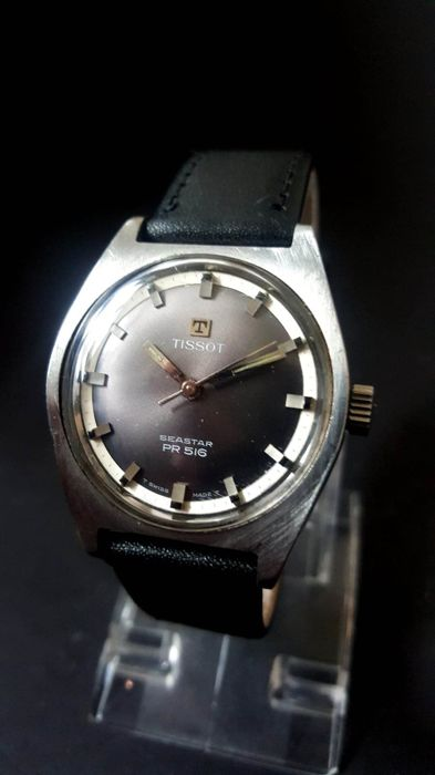 Tissot - Sea Star - PR516 - Swiss made - Homem - 1970-1979