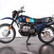 Motorcycle Auction (Off-Road)