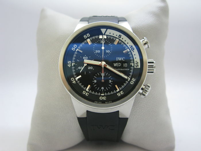 "IWC - Aquatimer Chronograph Diver - ""NO RESERVE PRICE"" - Men - 2000-2010"