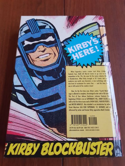 New Gods / Fourth World - Set of 10 - First edition - (1988