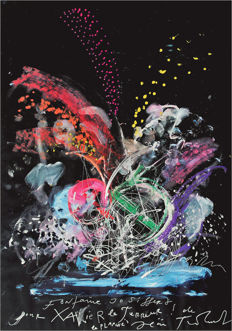 Jean Tinguely  - Fontaine Jo Siffert