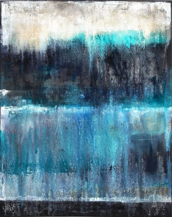 Suzanne Visser - Into the blue III