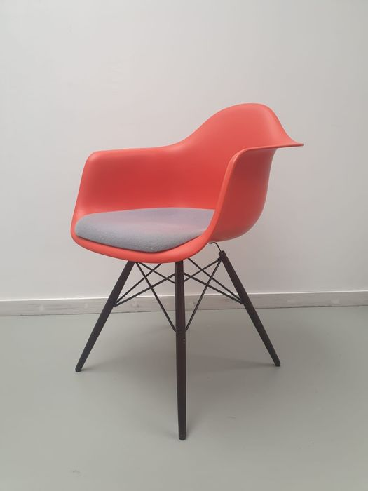 Charles Eames, Ray Eames - Vitra - Fauteuil - DAW