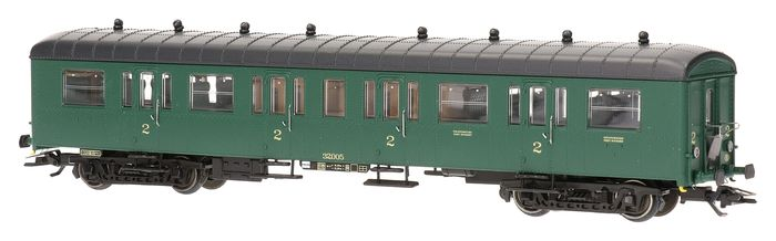 Treinshop Olaerts H0 - TGO-L-3615 - Passenger carriage - L-Carriage Tp III - NMBS