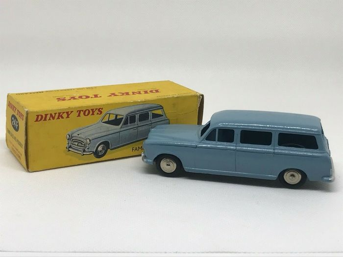 Dinky Toys - 1:43 - Peugeot 403 Familiale N°24F