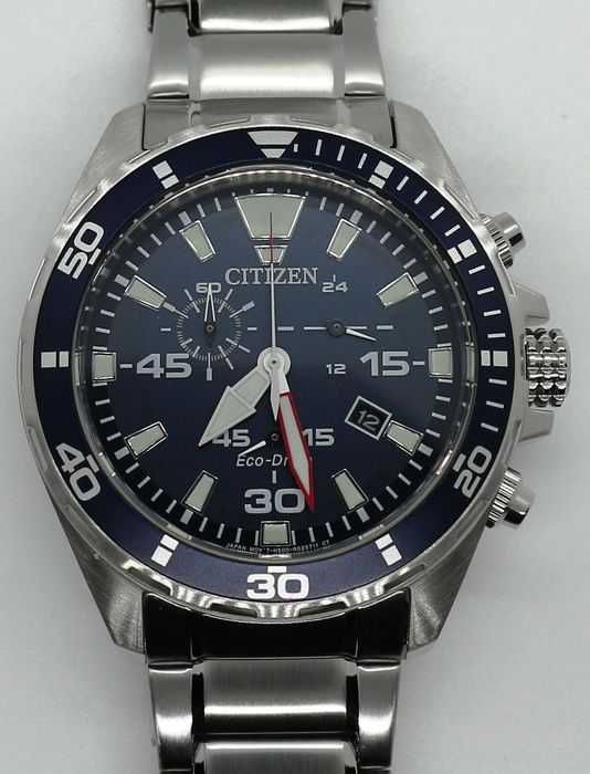 Citizen - Eco-drive Chronograph - AT2431-87L - Heren - 2011-heden