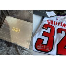Los Angeles Clippers - NBA Basketbal - Blake Griffin signed jersey - basketball jersey