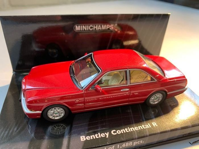 MiniChamps - 1:43 - Bentley Continntal R  1996 - Art n ° 436139920