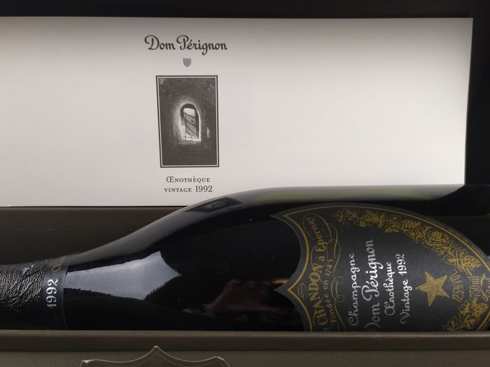 1992 Dom Perignon Oenotheque - Champagne Disgorged 2004 - 1 Bouteille (0,75 l)