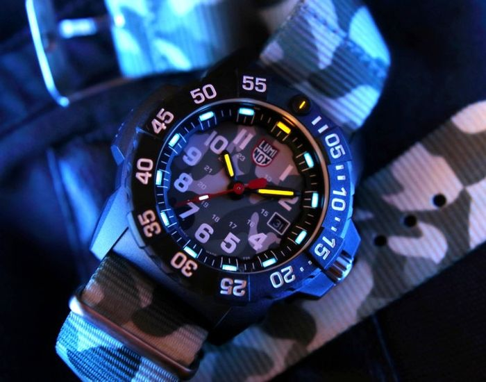 Luminox -  NAVY SEAL Nato Collection SERIE 3500 - Limited Edition - 3500 - Hombre - 2019