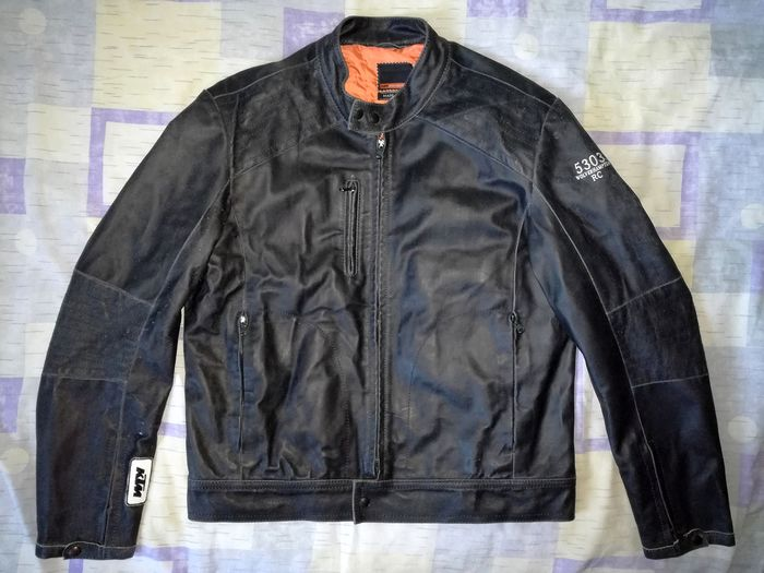 Kleidung - KTM HARD EQUIPMENT - RACING DREAD Motorcycle Jacket - 1990