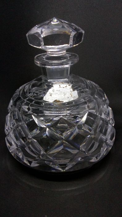 Val Saint Lambert - decanter (1) - Crystal