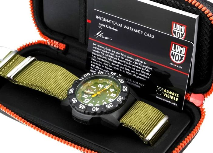 Luminox -  NAVY SEAL Nato Collection SERIE 3500 - Limited Edition - 3500 - Uomo - 2019
