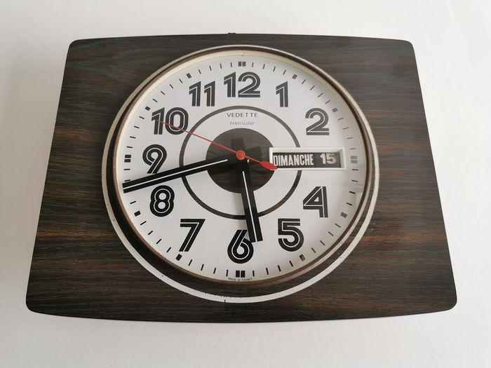 Vedette Wall Clock Catawiki
