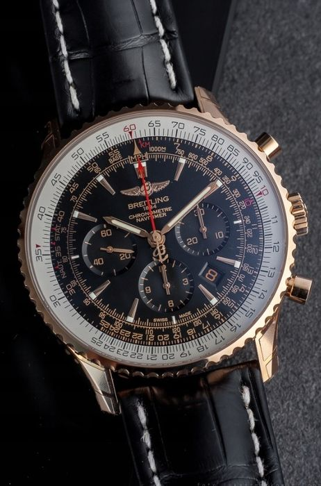 Breitling - Navitimer 01 Limited Ed. 200 pcs - RB0127E6/BF16 - Hombre - 2019