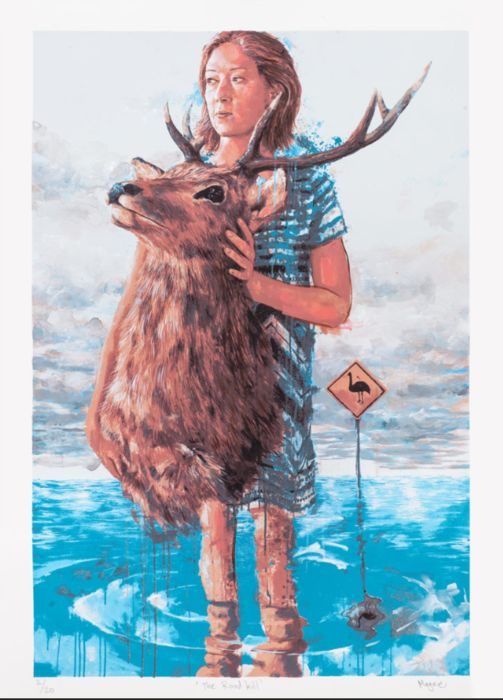 Fintan Magee - The road kill