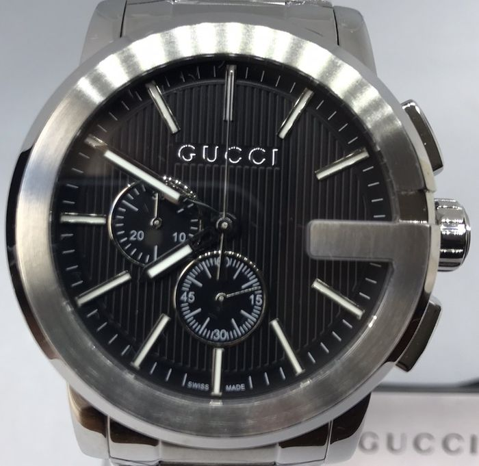 Gucci - G Chrono - Heren - 2011-heden