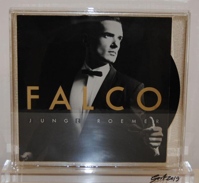 Giorgio Gost - Stop the time - Falco - Junge Roemer