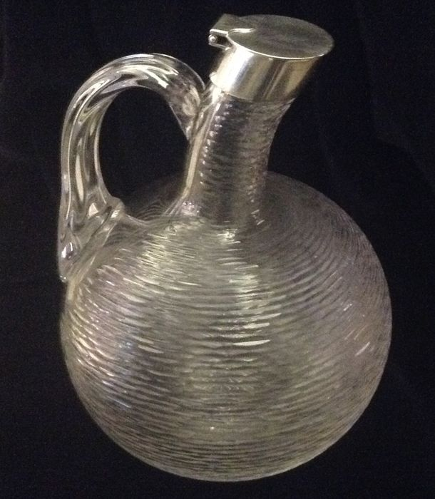 Christopher Dresser (after) for Hukin and Heath - Cruet