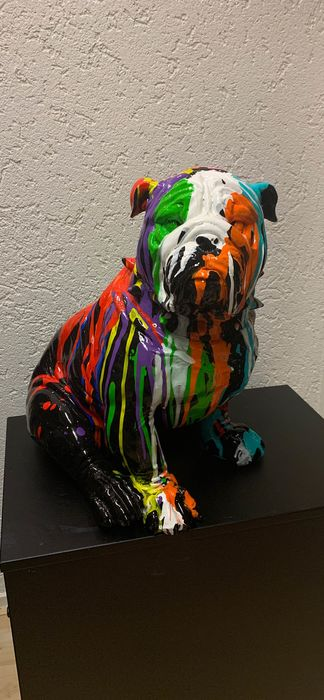 ByBerend - BYBEREND | colourfull bulldog