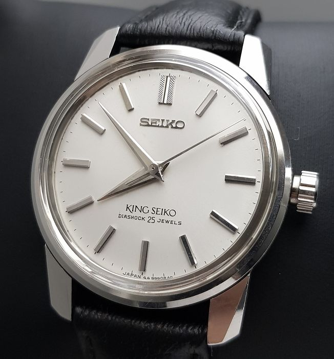 Seiko -  Mechanical RARE Vintage Men - 44-9990 - Herren - 1960-1969