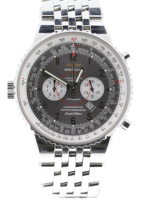 Breitling - Navitimer Heritage Left Crown Limited Edition 250 Pieces - A35360 - Unisex - 2006