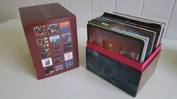 Pink Floyd - Oh By The Way  - CD Boxset, Limitierte Auflage - 2007