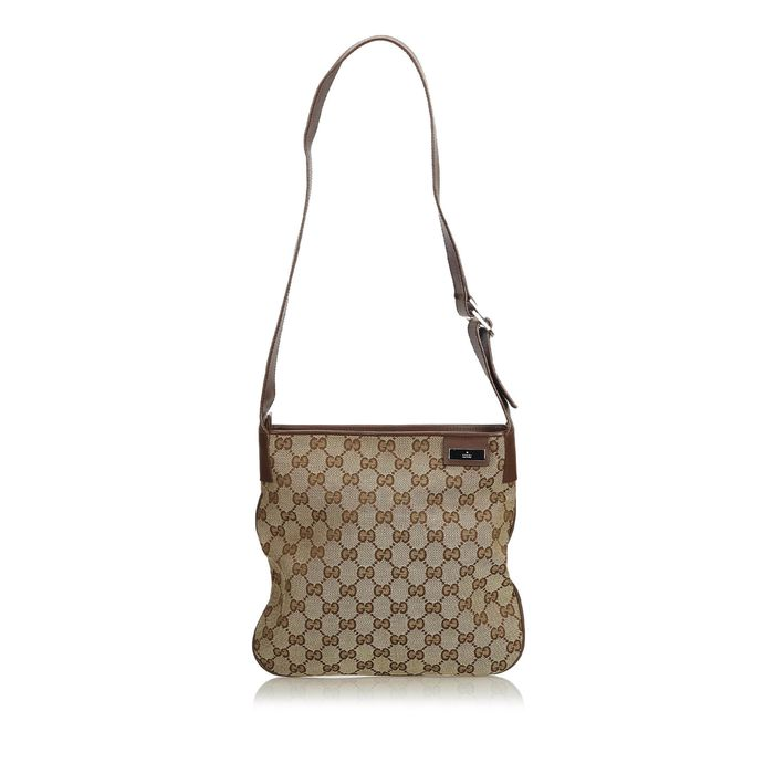 Gucci - GG Canvas Shoulder Bag Shoulder bag