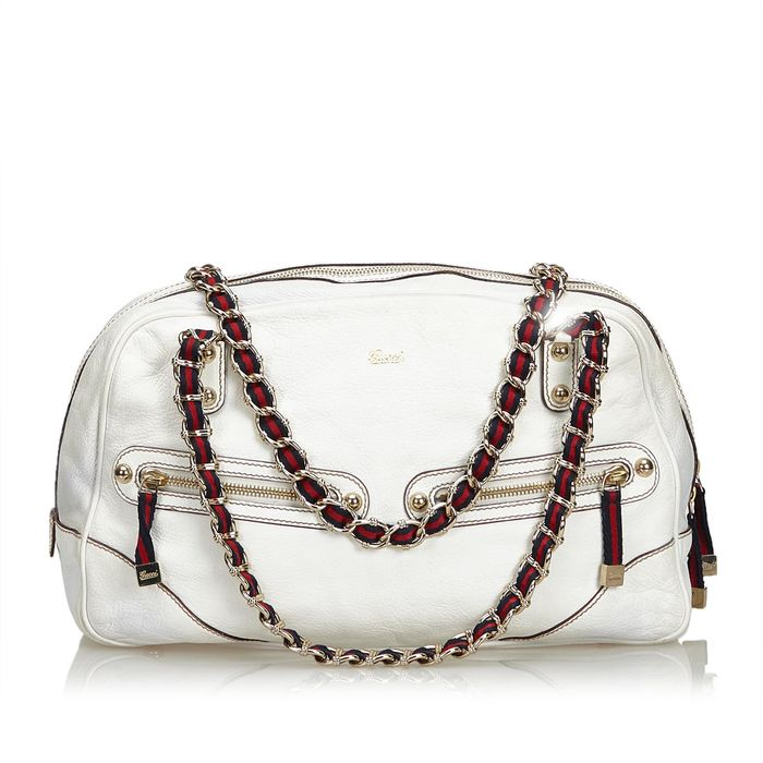 Gucci - Leather Princy Shoulder Bag Shoulder bag