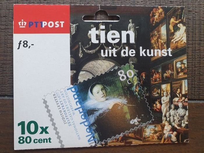 Netherlands - Collection of hanging packages / mailers