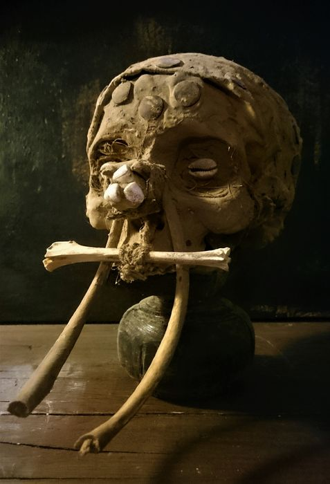 Fascinating Voodoo Relic Replica - n/a - 33×16×32 cm