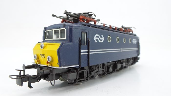 "Märklin H0 - 3327 - Electric locomotive - Series 1100 ""Botsneus"" - NS"