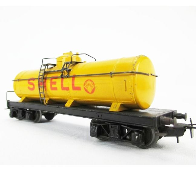 Märklin H0 - 334S - Freight carriage - Shell tank car from 1950