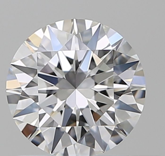 1 pcs Diamond - 1.04 ct - Round - D (colourless) - IF (flawless), LC (loupe clean)