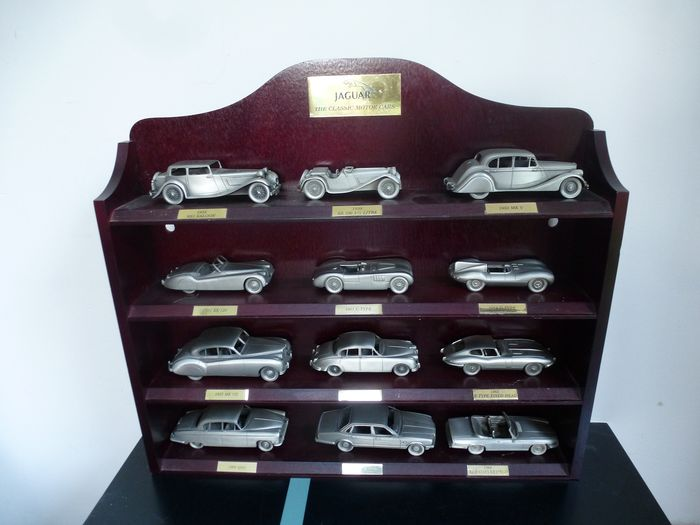 Decorative object - Jaguar - Danbury Mint Classic Jaguar Collection - 1990