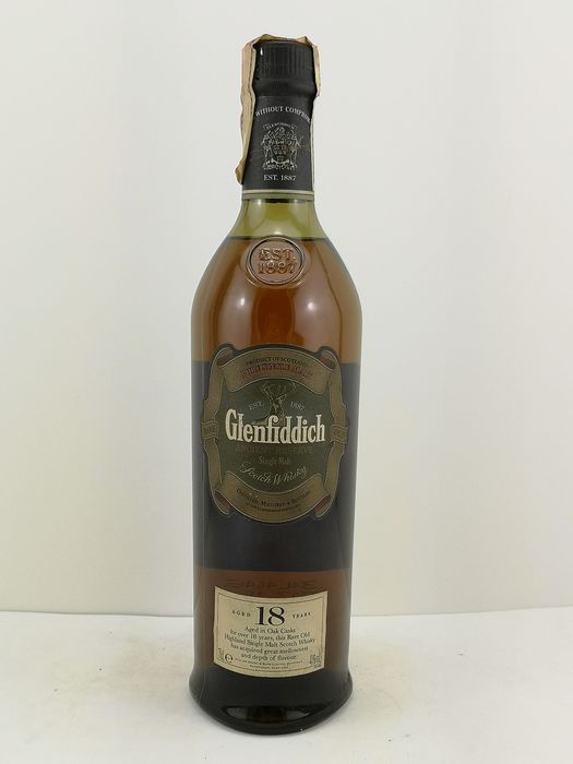Glenfiddich Ancient Reserve - Original bottling - 70cl