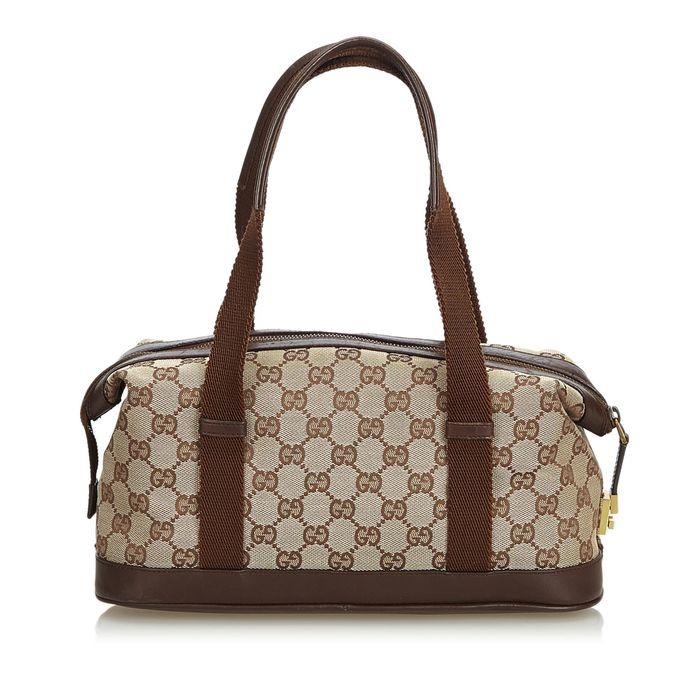 Gucci - GG Jacquard Handbag Shoulder bag